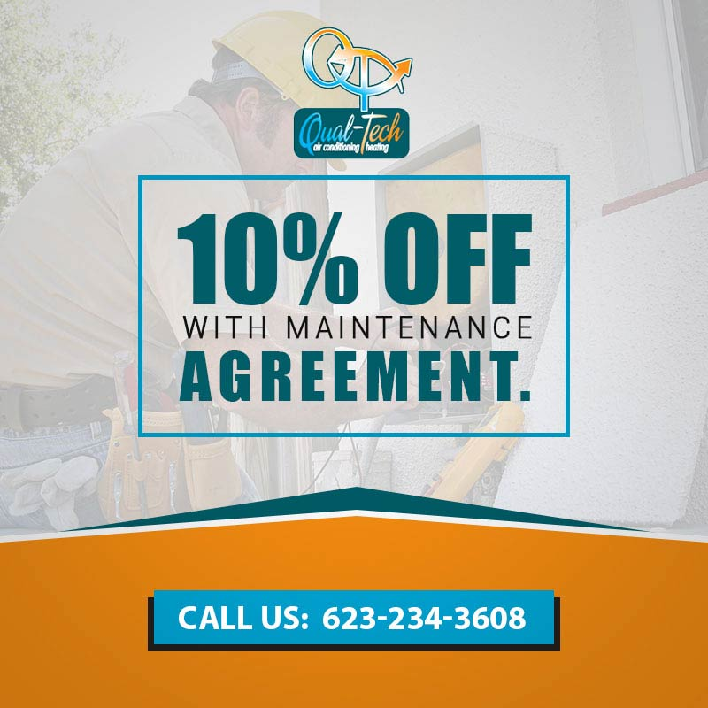 10% Maintenance Agreement